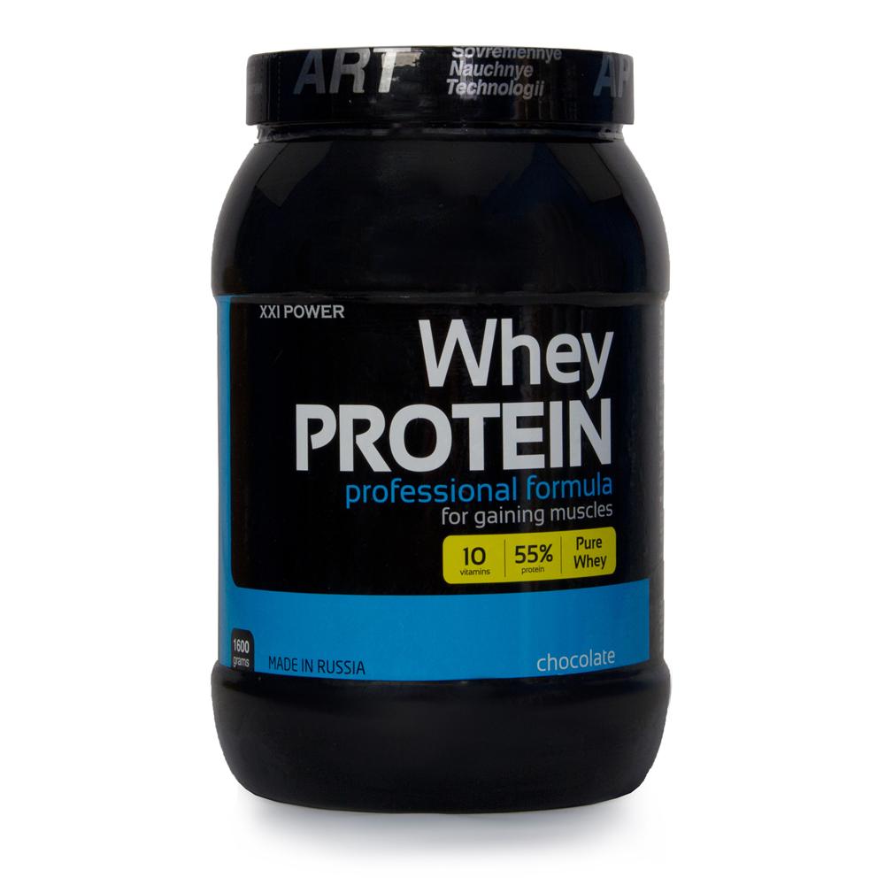 Смесь высокобелковая Ironman XXL Сыворочный протеин 1,6кг шоколад