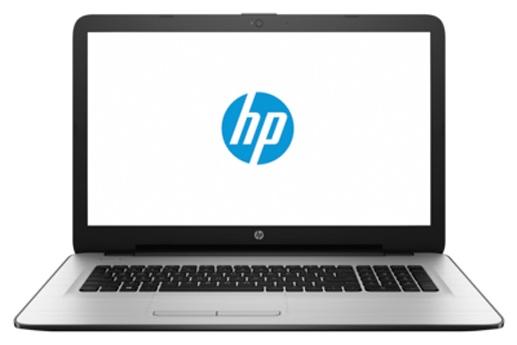 HP 17-y020ur (X7G77EA) - (AMD E2 7110 1800 МГц. Экран 17.3 дюймов, 1600x900, широкоформатный. ОЗУ 4 Гб DDR3L 1600 МГц. Накопители SSD 128 Гб; DVD-RW, внутренний. GPU AMD Radeon R2. ОС Win 10 Home)