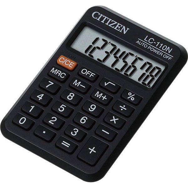 Калькулятор Citizen LC-110N чёрный