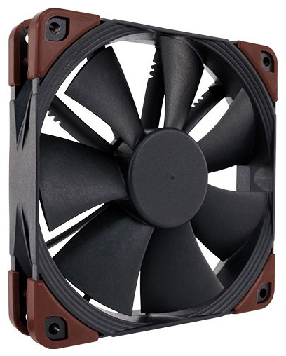 Вентилятор корпусной Noctua NF-F12 industrialPPC-2000 IP67 PWM 120мм, 450-2000rpm