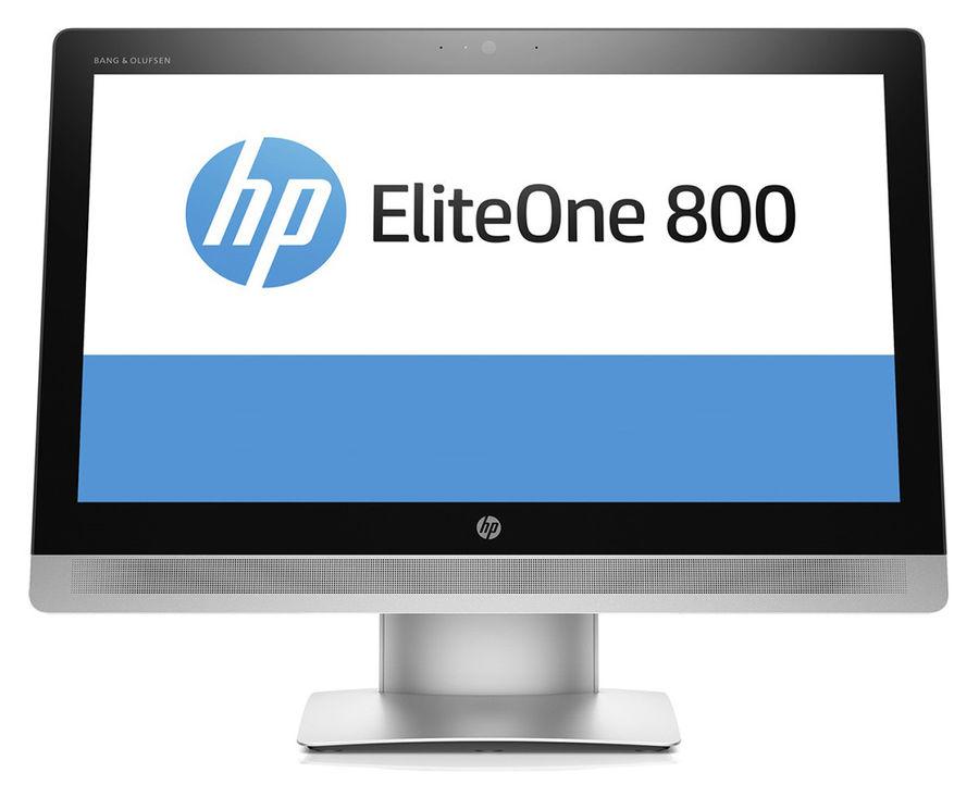 "HP EliteOne 800 G2 - (Intel Core i3-6100 / 3.70 ГГц; 4 Гб; 500 Гб; ODD - DVD-RW • Экран 23"" 1920x1080; Intel HD Graphics 530 • • MS Windows 7 Professional (64 bit))"