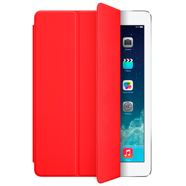 Чехол-книжка Apple Air Smart для Apple iPad Air и Air 2, Red MF058ZM/A