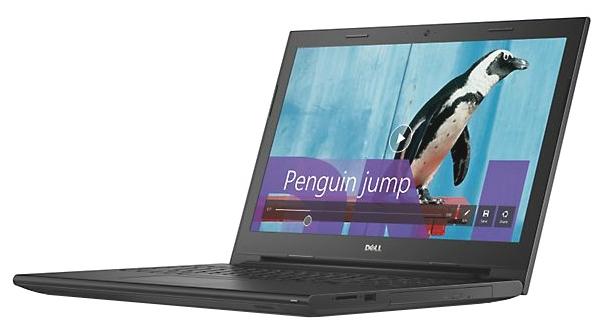 DELL Inspiron 3541-8529 - (AMD A6 6310 1800 МГц. Экран 15.6 дюймов, 1366x768, широкоформатный. ОЗУ 4 Гб DDR3L 1600 МГц. Накопители HDD 500 Гб; DVD-RW, внутренний. GPU AMD Radeon R4. ОС Linux)
