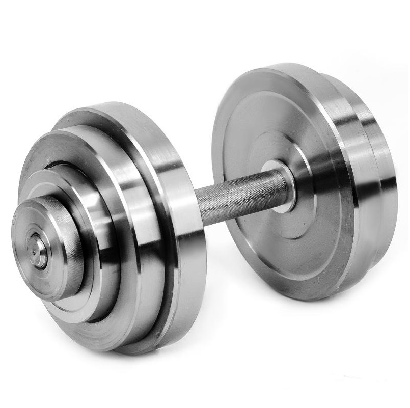 Атлант 22 кг, chrome steel