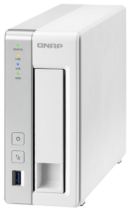 Сетевое хранилище QNAP TS-131 (без диска)