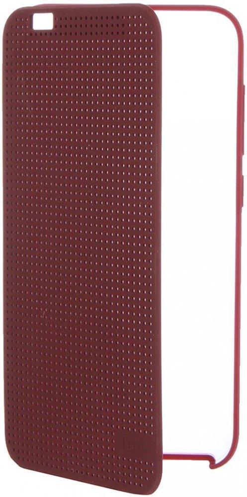 HTC для One A9,(HC M272)Dot Ice purple - (HTC One A9 ; пластик, резинка)