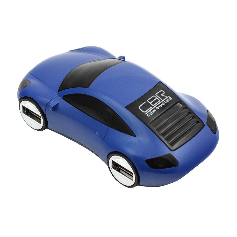 USB-хаб MF-400 Mizuri Blue