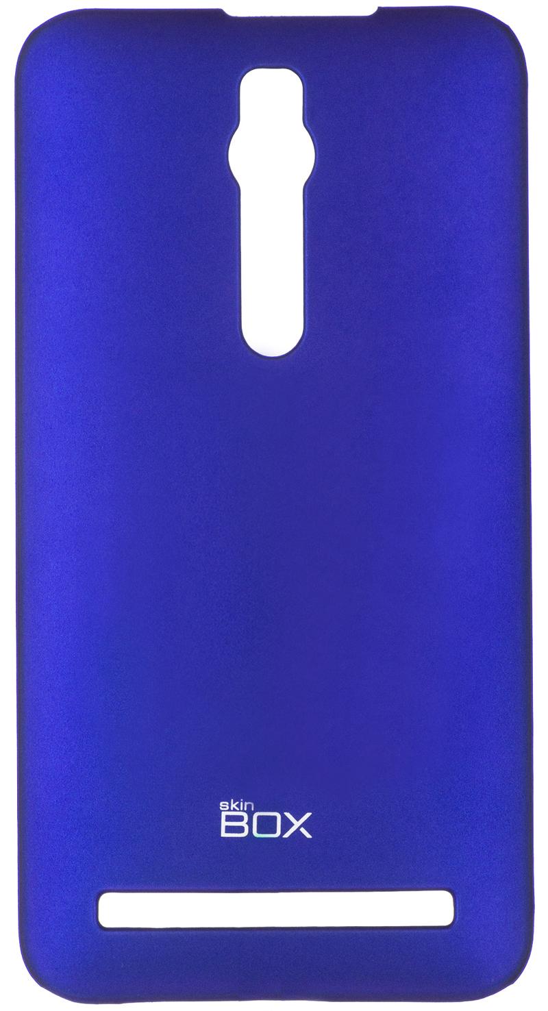 Чехол-накладка SkinBox для Asus ZenFone 2 (ZE551ML/ZE550ML) Blue
