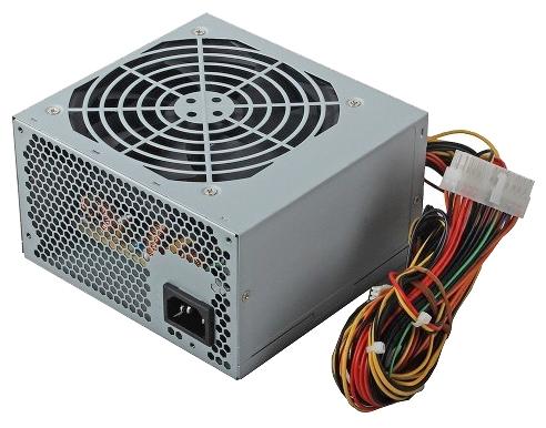 FSP Group Q-Dion QD550 550W - 550 Вт, 1 вентилятор (120 мм), PFC активный, линия +12В(1) - 18 A, линия +12В(2) - 18 A • Molex: 2 /