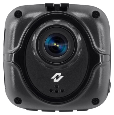 "Neoline Cubex V11 - (с камерой, с экраном; 1920x1080 при 30 к/с, 1280x720 при 60 к/с ; каналов в/а - 1/1; CMOS 1/3"" 5 млн пикс.; 118° (по диагонали); microSD (microSDHC) до 32 Гб; Экран 1.5""; GPS-модуль нет)"
