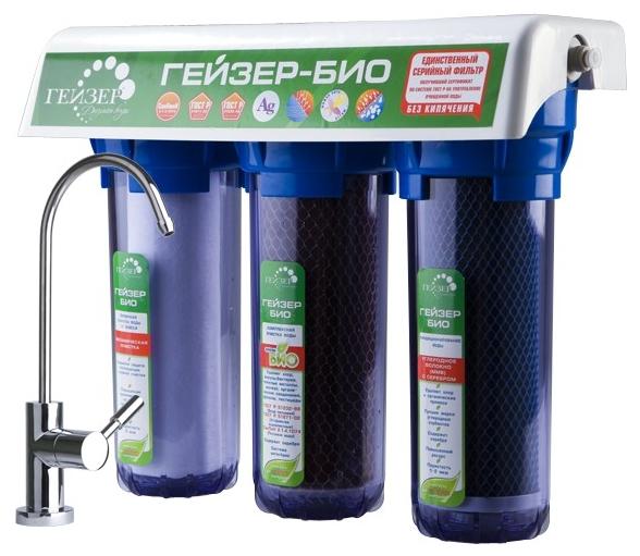 Фильтр для очистки воды Гейзер Био 332