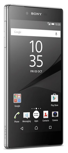 Sony Xperia Z5 Premium Dual LTE Chrome - (Android 5.1; GSM 900/1800/1900, 3G, 4G LTE, LTE-A Cat. 6; SIM-карт 2 (nano SIM); Qualcomm Snapdragon 810; RAM 3 Гб; ROM 32 Гб; 3430 мА?ч; 23 млн пикс., светодиодная вспышка; есть, 5 млн пикс.; датчики - считывание отпечатка пальца)