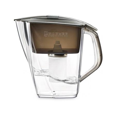 Фильтр для очистки воды Барьер-Гранд Нeo, anthracite