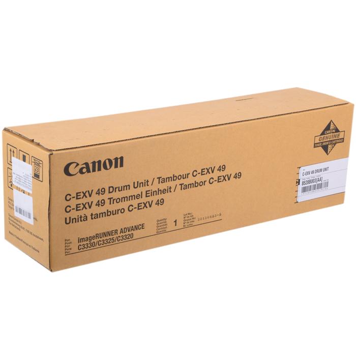 Фотобарабан Canon C-EXV49 8528B003AA 000