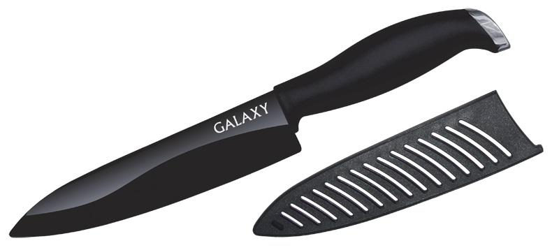 Нож Galaxy GL 9050132, black