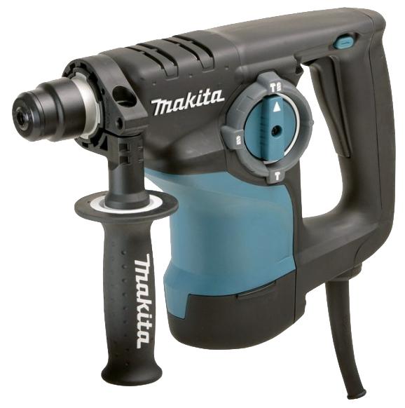 Makita HR2810  перфоратор hr2810 800 вт 2 9 дж sds plus makita