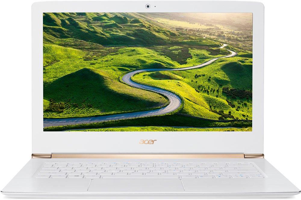 Acer Aspire S5-371-70AF (NX.GCJER.004) - (Intel Core i7 6500U 2500 МГц. Экран 13.3 дюймов, 1920x1080, широкоформатный. ОЗУ 8 Гб LPDDR3. Накопители SSD 256 Гб; DVD нет. GPU Intel HD Graphics 520. ОС Win 10 Home)