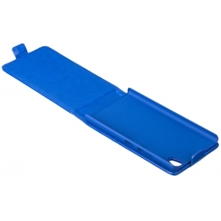 "SkinBox для Lenovo P70 Blue - (для Lenovo P70; 5 ""; экокожа)"