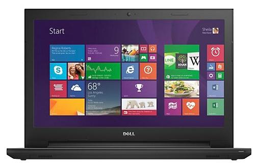 DELL INSPIRON 3541 (3541-1387), Black - (A6 6310 1800 МГц. Экран 15.6 дюймов, 1366x768, широкоформатный. ОЗУ 4 Гб DDR3L 1600 МГц. Накопители HDD 500 Гб; DVD-RW, внутренний. GPU AMD Radeon R4. ОС Windows 10)