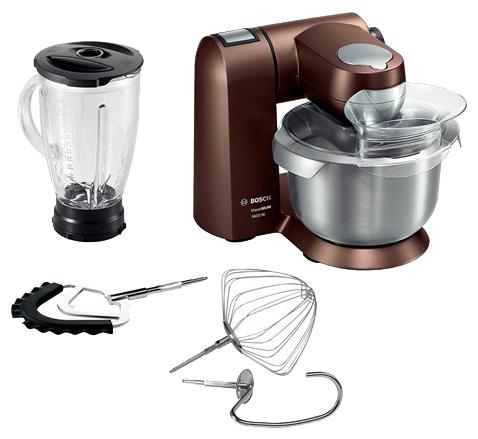 Кухонный комбайн Bosch MUMXL20C, brown