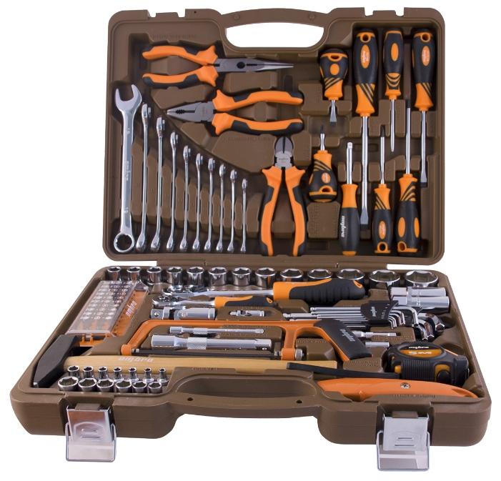 Набор инструментов OMBRA OMT101S, 101 предмет