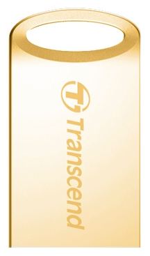 Флешка Transcend JetFlash 510G 32Gb, Gold (RTL)