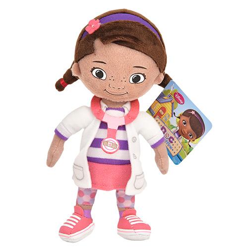 Мягкая игрушка Disney Доктор Плюшева