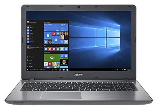 Acer Aspire F5-573G-5331 (NX.GDAER.007), Silver - (Intel Core i5 6200U / 2.30 - 2.80 ГГц. Экран 15.6 дюймов, 1920x1080, широкоформатный. ОЗУ 6 Гб DDR4 2133 МГц. Накопители HDD 1000 Гб; DVD-RW, внутренний. GPU NVIDIA GeForce GTX 950M. ОС Win 10 Home)