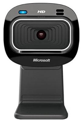 Microsoft Lifecam L2 HD-3000 - 1280x720; микрофон встроенный; USB 2.0 T3H-00013