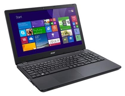 Acer Extensa 2511G-P41A (NX.EF9ER.018), Black - (Intel Pentium 3805U 1900 МГц. Экран 15.6 дюймов, 1366x768, широкоформатный. ОЗУ 4 Гб DDR3L 1600 МГц. Накопители HDD 1000 Гб; DVD нет. GPU NVIDIA GeForce 920M. ОС Win 10)