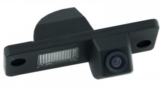 Incar VDC-080 для Opel Antara - (Установка - задний бампер; Дисплей - автомагнитола или штатное головное устройство (ШГУ); Ночной режим есть; Разметка отключаемая)
