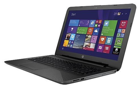 HP 250 G4 (M9S80EA), Black - (Core i3 4005U 1700 МГц. Экран 15.6 дюймов, 1366x768, широкоформатный. ОЗУ 4 Гб DDR3L 1600 МГц. Накопители HDD 500 Гб; DVD-RW, сменный. GPU Intel HD Graphics 4400. ОС DOS)