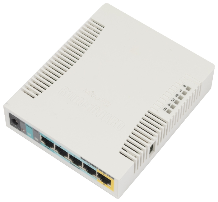 Wi-Fi ������������� MikroTik RB951Ui-2HnD
