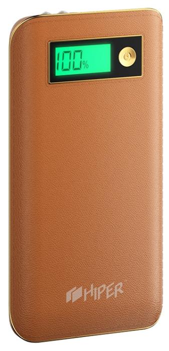 Аккумуляторная батарея Hiper XPX6500 (6500 мАч), Brown