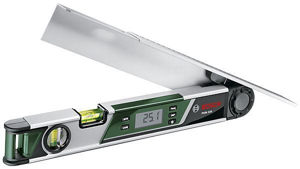 Угломер Bosch PAM 220 [0.603.676.020], электронный 603676020