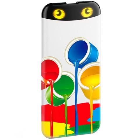Аккумуляторная батарея Hiper EP6600, Rainbow