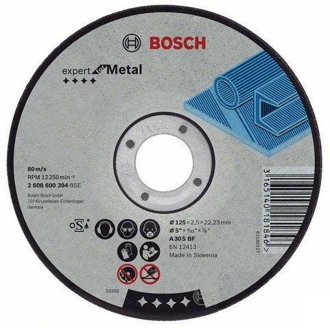 Диск отрезной Bosch 2.608.600.394 2608600394