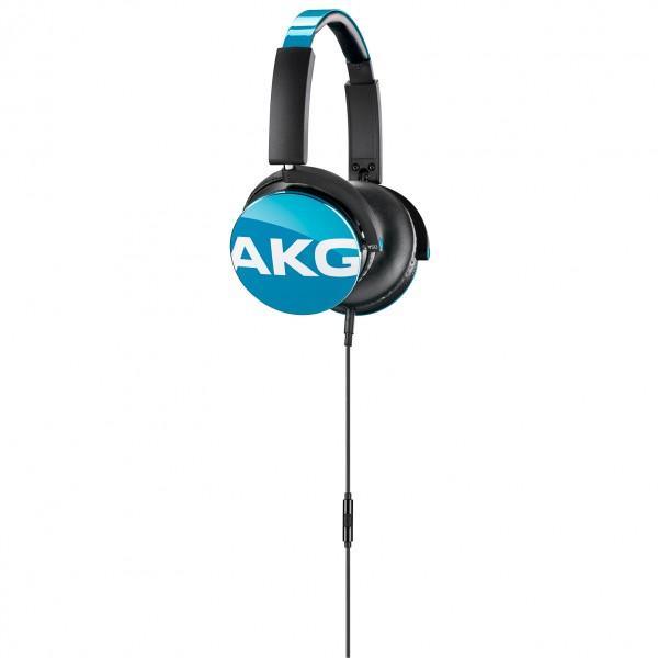 Гарнитура AKG Y 50, light blue