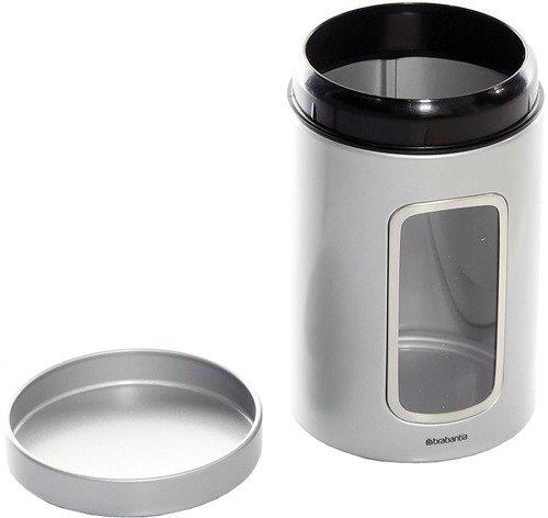 Контейнер Brabantia 243509 silver