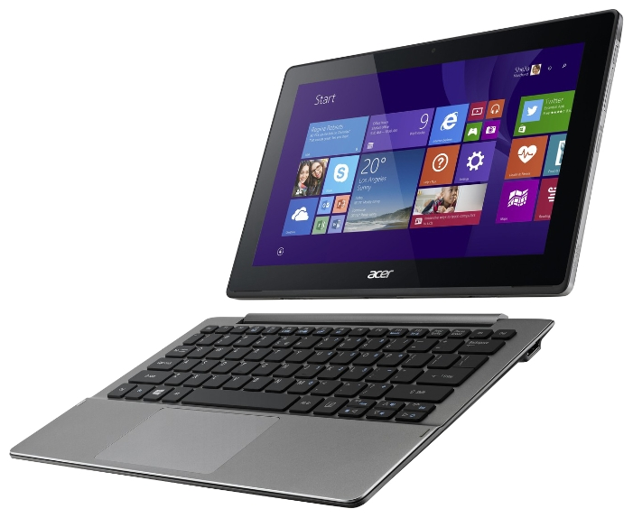 ������� Acer Aspire Switch 11 4/128Gb WiFi + ����������, grey