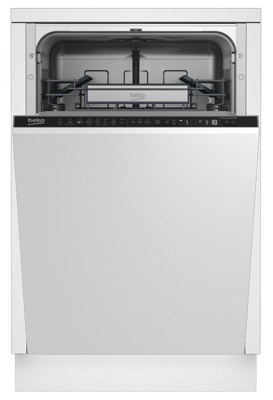 Встраиваемая посудомоечная машина Beko DIS 28020, White
