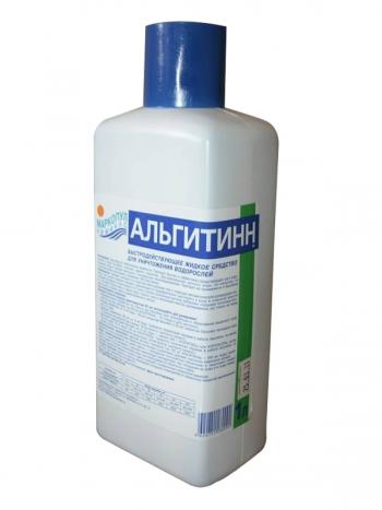 Средство Альгитинн (от водорослей в бассейне) 1 л