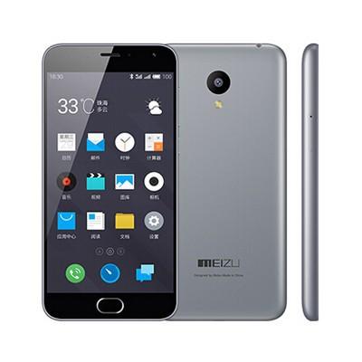 Meizu M2 mini, Grey - (Android 5.1; GSM 900/1800/1900, 3G, 4G LTE; SIM-карт 2; MediaTek MT6735, 1300 МГц; RAM 2 Гб; ROM 16.00 Гб; 2500 мА?ч; 13 млн пикс., светодиодная вспышка; есть, 5 млн пикс.; датчики - освещенности, приближения, компас)