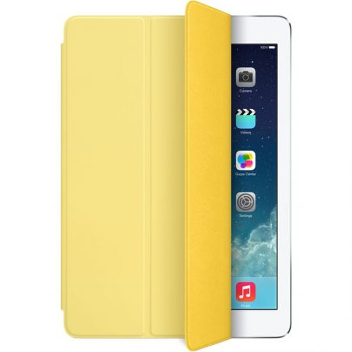 Чехол Apple iPad Air Smart Cover, yellow MGXN2ZM/A