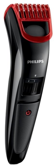 Philips QT3900/15 - для бороды и усов, питание: автономное, ширина ножа: 32 мм, длина стрижки: 1 - 10 мм, насадки: 1