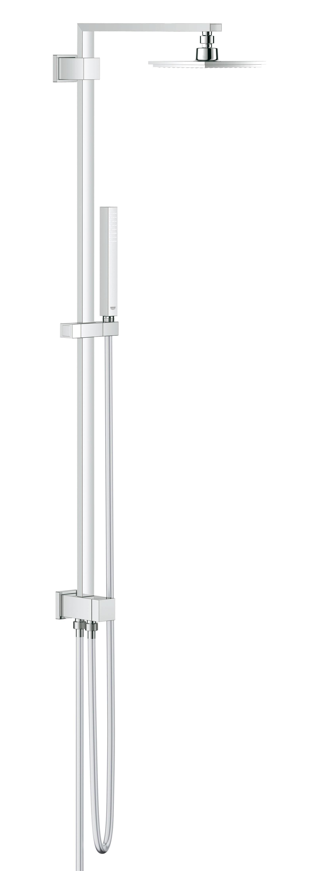 Grohe 27696000 Euphoria Cube, верхний и ручной душ, без смесителя, хром