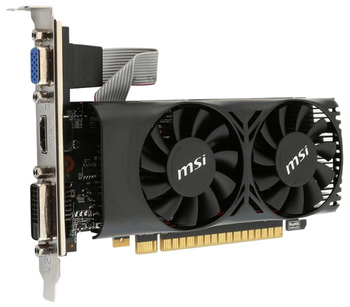 ���������� MSI GeForce GTX 750 Ti 2048Mb N750TI-2GD5TLP