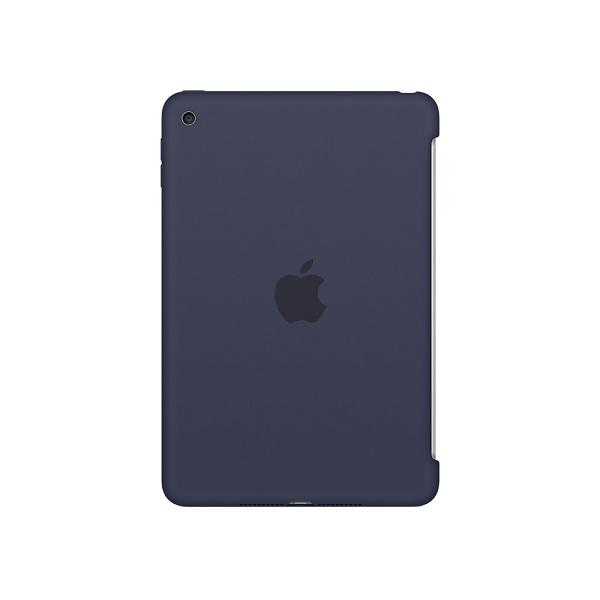 Чехол Apple iPad mini 4 Silicone Case, midnight blue MKLM2ZM/A