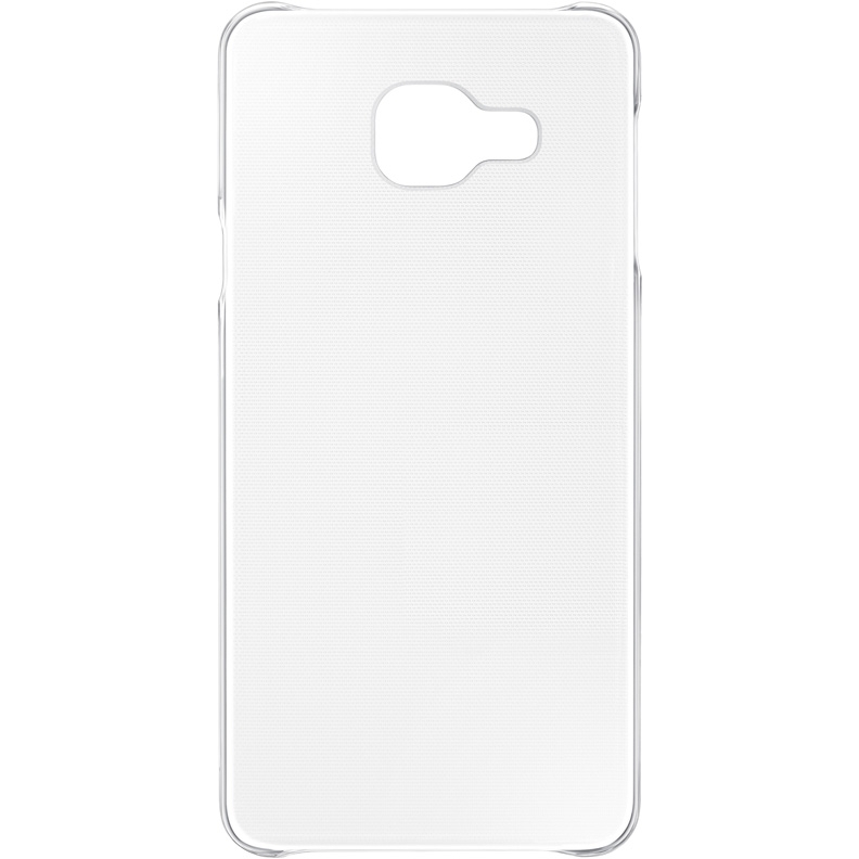 Samsung для Samsung Galaxy A3 (2016) Slim Cover - (для Samsung Galaxy A3 (2016); пластик, резинка)