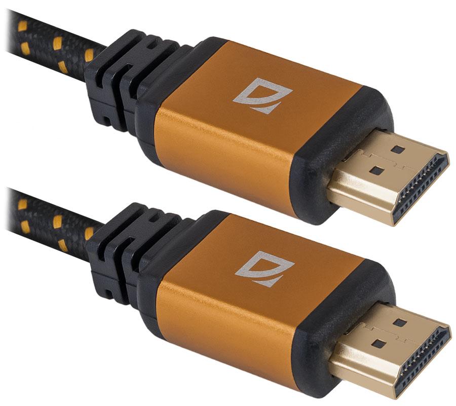 Кабель удлинительный Defender HDMI-33PRO, (87435)